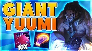 Download *YOU WILL LAUGH* CHO'GATH SIZED YUUMI!! - BunnyFuFuu Mp3 and Videos