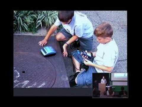 Baby Steps Towards Community Robotics