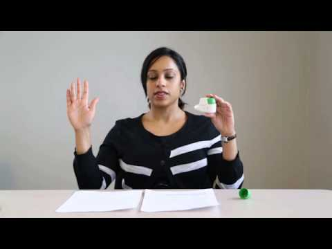COPD Inhaler Techniques Video English 1 Genuair