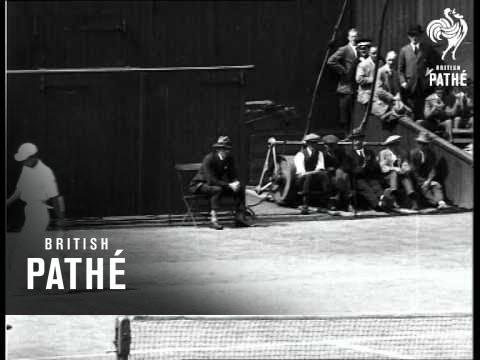 World's Tennis Rivals (1924)
