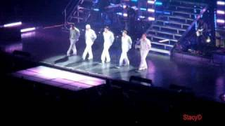 NKOTB step by step live