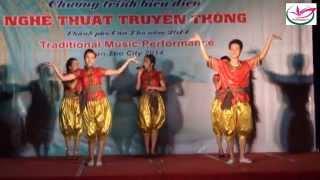 Tiếng hát đêm Đôn ta - Đại học Tây Đô - Chương trình biểu diễn nghệ thuật truyền thống