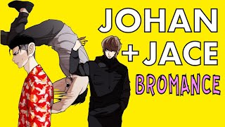 Johan X Jace ARE TOO CUTE! Lookism #260 Review