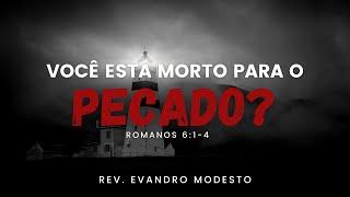 Estudo Bíblico - 30/06/2021 - Rev. Evandro