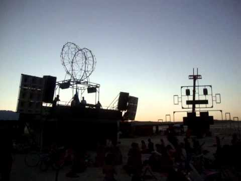 Above & Beyond - Burning Man 2014 - Ambient Set