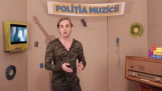 Cotofan/Politia Muzicii: R.A.C.L.A. & Anda Adam-Nu te-am uitat vs. Cortes & Andreea Balan- Uita-ma