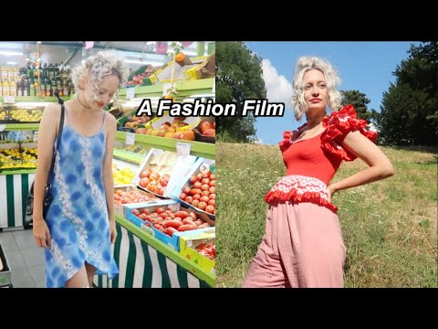 Girls of Summer • Thrifted Lookbook