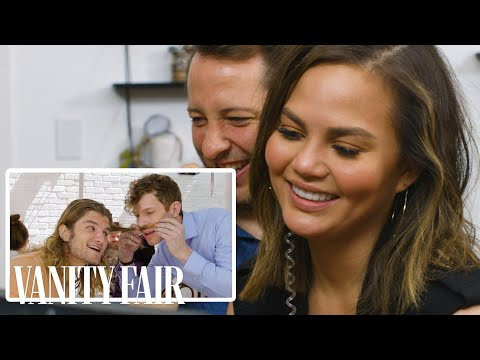 Chrissy Teigen Speed Dating Prank (Ep. 3) | Vanity Fair