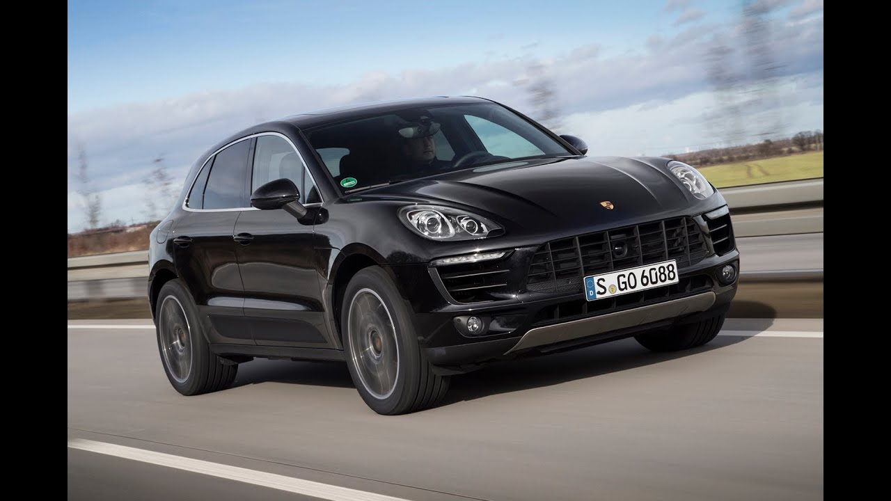 Porsche Macan Turbo Tested On Track Is This The New Suv