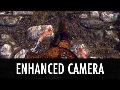 Skyrim Mod: Enhanced Camera
