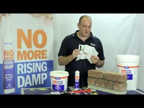 DPC Cream | Damp Proof Course | Rising Damp Treatments