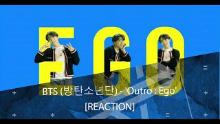BTS (방탄소년단) MAP OF THE SOUL  7 Outro  Ego (2L8 REACTION)