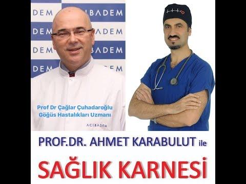 HAVA KİRLİLİĞİ SAĞLIĞIMIZI NASIL ETKİLER? - PROF DR ÇAĞLAR ÇUHADAROĞLU - PROF DR AHMET KARABULUT