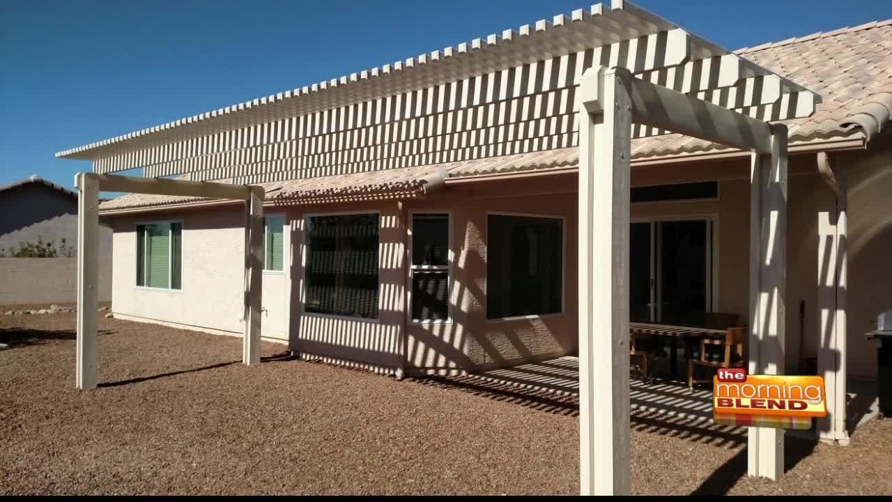 Deal On Your Patio Cover With Windows Of Greater Tucson