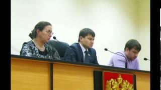 Артем Сергеев дольщикам: Я сейчас встану и уйду. Мне это не надо