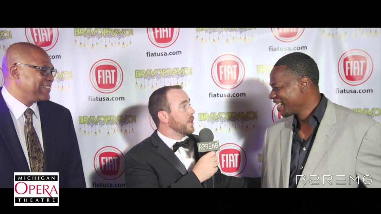 "BravoBravo 2015 Interview Detroit Pistons James ""Buddha"" Edwards"