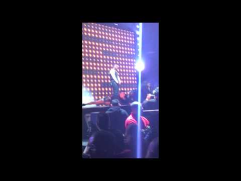 Trey Songz Between the Sheets Tour in Detroit! Full Video