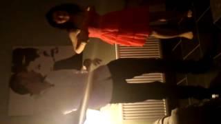 nouvelle année 2013 , karaoké la danse d