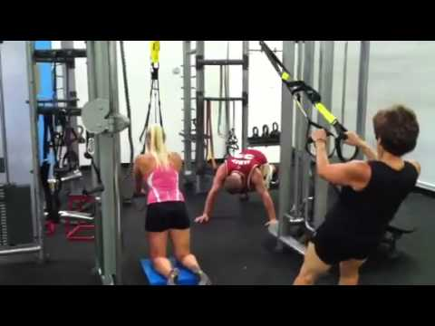 North Star Dodge >> Synrgy 360 workout at north dodge athletic club - YouTube