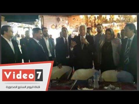 اليوم السابع :خالد فودة يرحب بمنتدى مستقبل وطن.. ويؤكد: نجهز شرم الشيخ لمنتدى شباب العالم