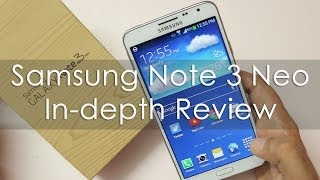 Samsung Galaxy Note 3 Neo Full Review Exynos 6 Core