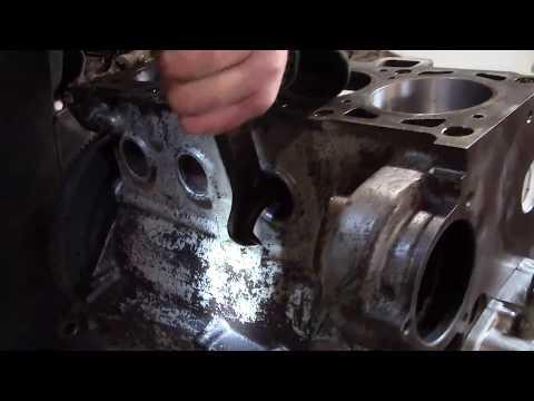 замена заглушек двигателя.блок цилиндров ваз 2108-09-10.калина