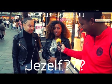 Welk Cijfer Geef Je Jezelf? (Rotterdam)