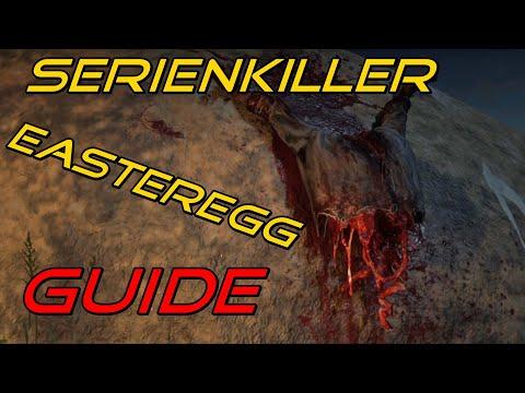 Red Dead Redemption 2 - SERIENKILLER Rätsel - Easteregg - Guide thumbnail
