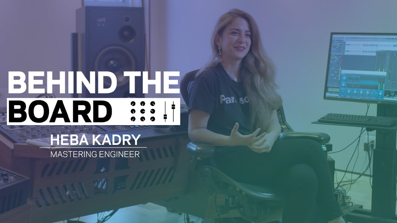 Watch Heba Kadry Explain How Experimentation Can Be The Key To Mastering | Behind the Board