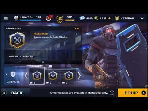 MC5  KOMMANDER FIRST GAMEPLAY  UPDATE XVIII