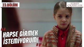 Kemal'den kurtulmak isteyen Büşra! - Kırgın Çiçekler 23.Bölüm