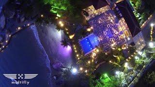 Casamento Angra dos Reis - Imagens Aéreas Drone - Multifly