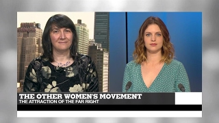 The other women's movement  The attraction of the far right
