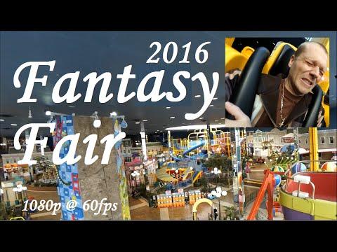 2016 Fantasy Fair - Indoor Amusement Park #kw