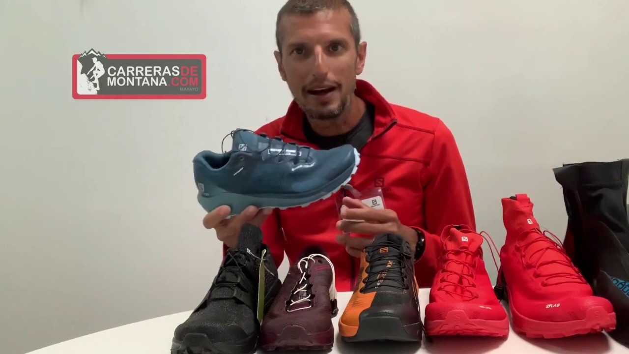 SALOMON 2020 TOP TRAIL RUNNING SHOES REVIEW: By Mike Ambrose, from Salomon Global HQ at Annecy.