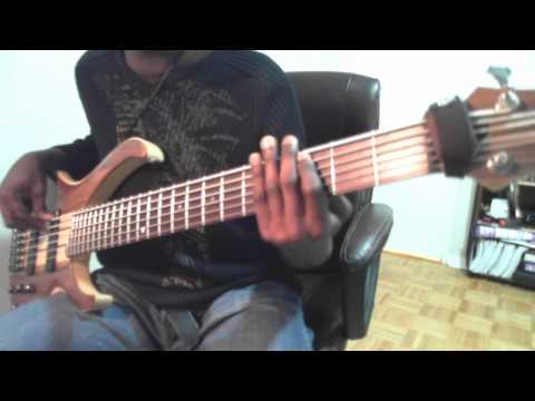 I GIVE YOU GLORY- Klaus (Bass Cover)