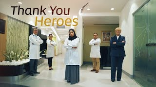 Thank You Heroes | Etihad Airways