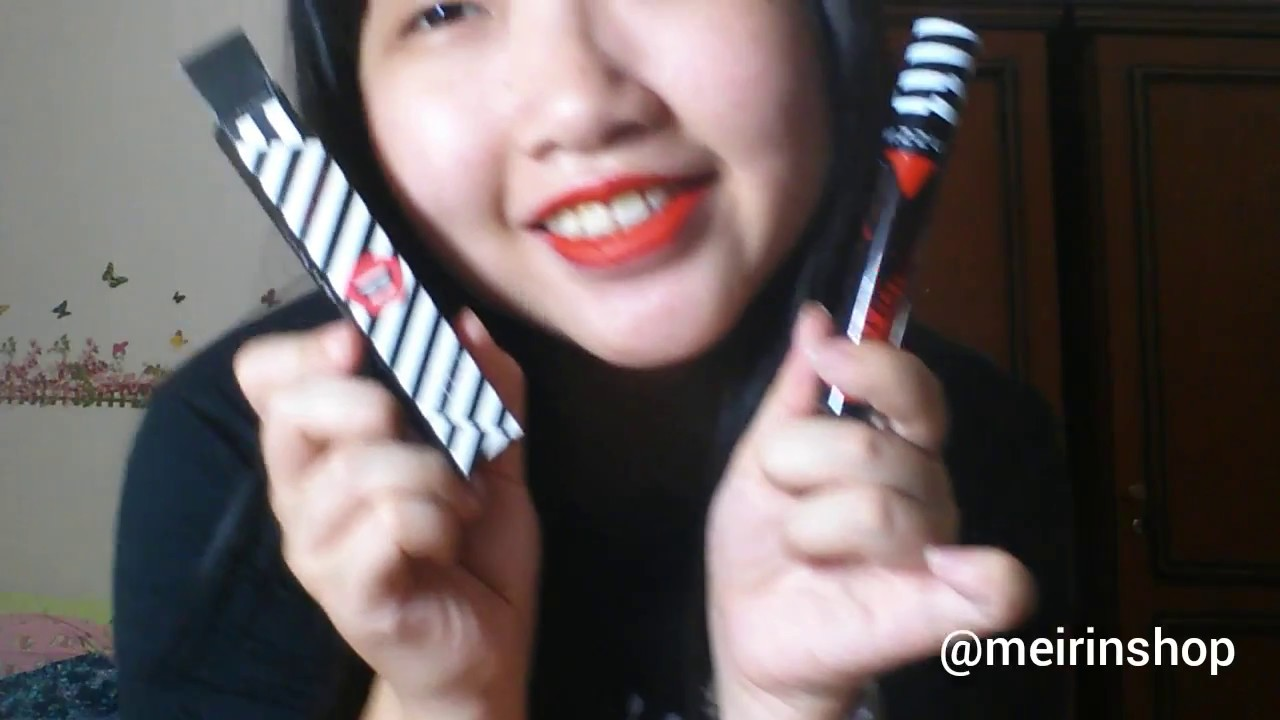 Lovelinds29 Review Mizzu Valipcious Velvet Matte Flaming Hot