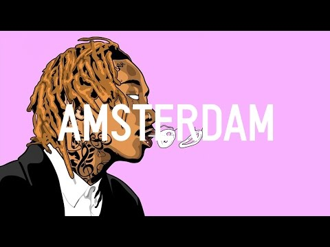 Wiz Khalifa x Lil Uzi Vert Type Beat - Amsterdam (Prod. By B.O Beatz)