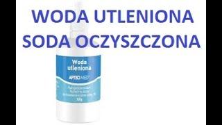 WYZDROWIEJESZ 60 # 3 PL/ ENG WODA UTLENIONA I SODA OCZYSZCZONA   /HYDROGEN PEROXIDE ,  BAKING SODA