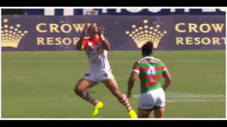 (HD) NRL Charity Shield 2017 | Dragons v Rabbitohs | Game Highlights | Rugby League