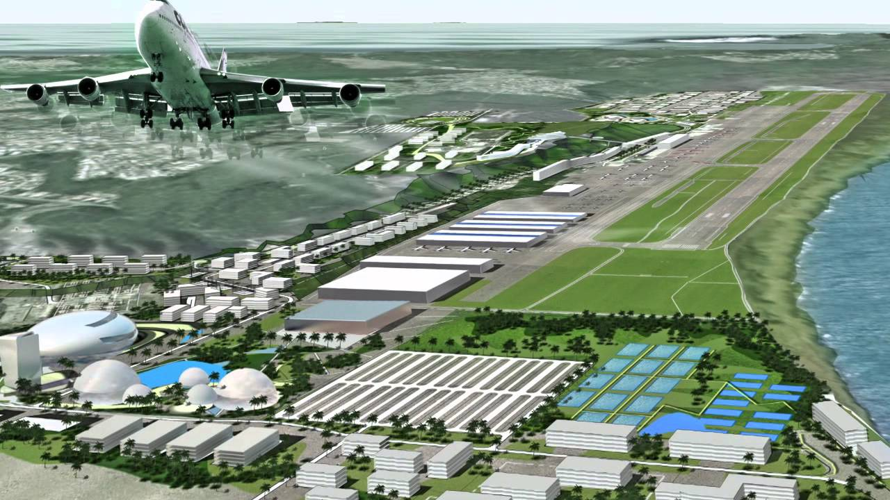 Promo Video Curacao Airport City Masterplan 2015
