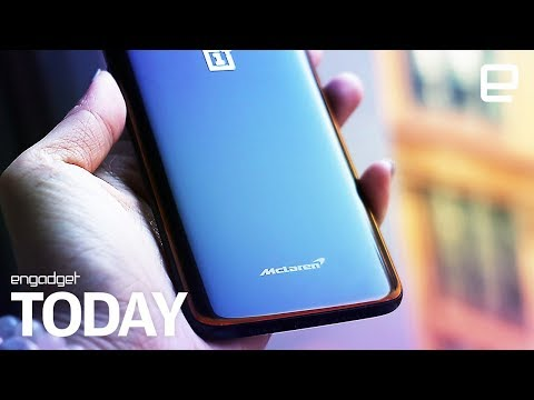 The OnePlus 6T McLaren edition packs 10GB of RAM  | Engadget Today