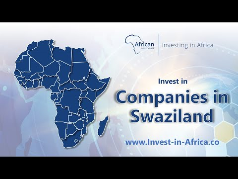 Companies in Swaziland - DOING BUSINESS IN SWAZILAND - Get Swaziland Business Opportunities