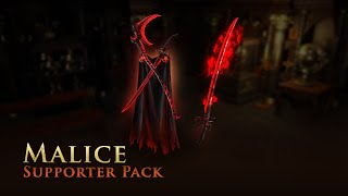 Path of Exile: Malice Supporter Pack
