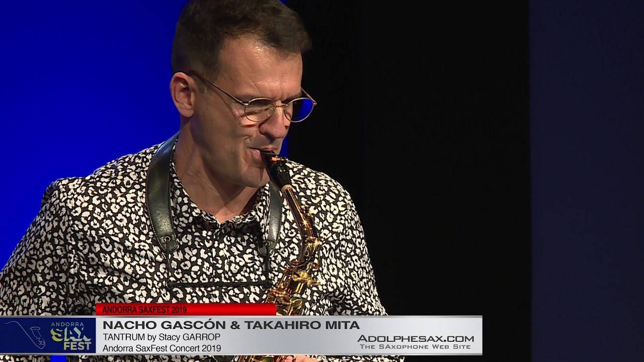 Nacho Gascon & Takahiro Mita   Tantrum by Stacy Garrop