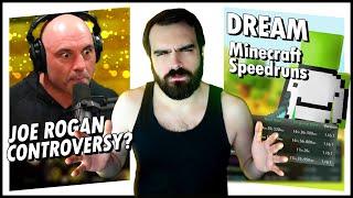 Joe Rogan Controversy, Rockstar's Console Support, Dream Minecraft Speedrunner - Speedrun Ramble 165