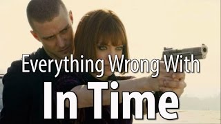 Repeat youtube video Everything Wrong With In Time In 16 Minutes Or Less
