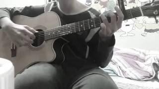 Nguyễn Đức Cường - Em trong mắt tôi (guitar solo)