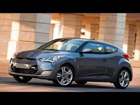 Hyundai Veloster 2017 Car Review